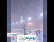 فيديو.. أقصر صلاة فجر في المسجد الحرام لهذا السبب