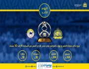 اليوم بيع تذاكر مباراة النصر ضد الزوراء