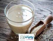 فوائد صحية وعلاجية لتناول الطحينة السائلة