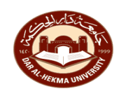 جامعة دار الحكمة تعلن عن وظائف شاغرة