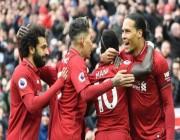 ليفربول يهزم توتنهام ويعزز صدراته للدوري الإنجليزي