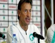 """""""رينارد"""" يعلن قائمة الأخضر المشاركة في كأس الخليج 24"""