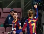 ميسي يقود برشلونة لفوز صعب على ليفانتي .. التفاصيل هنا !!