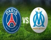 باريس سان جيرمان ومارسيليا في كأس السوبر الفرنسي .. التفاصيل هنا !!