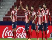أتلتيكو مدريد في مهمة صعبة لحسم لقب الليجا .. التفاصيل هنا !!