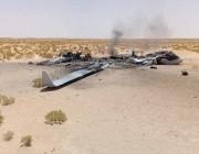 اعتراض طائرة مسيرة مفخخة أطلقتها الميليشيات الحوثية !!