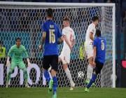 إيطاليا تهزم سويسرا بثلاثية وتصعد لدور الـ16 !!