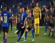 يورو 2020.. إيطاليا تحقق العلامة الكاملة .. التفاصيل هنا !!