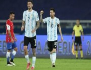 الأرجنتين تتعادل مع التشيلي .. التفاصيل هنا !!