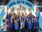 إيطاليا بطلًا للقارة العجوز .. التفاصيل هنا !!