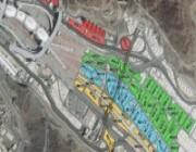 تجهيز مواقع الحجاج بالقرب من الجمرات وربط إحداثياتها بالبطاقة الذكية !!