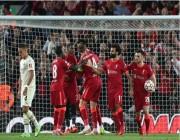 ليفربول يهزم ميلان بثلاثية في دوري أبطال أوروبا .. التفاصيل هنا !!