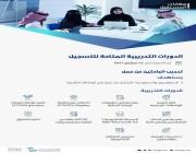 تعلن (وزارة الإتصالات وتقنية المعلومات) عن إطلاق مجموعة من الدورات التدريبية في عدة مسارات مختلفة
