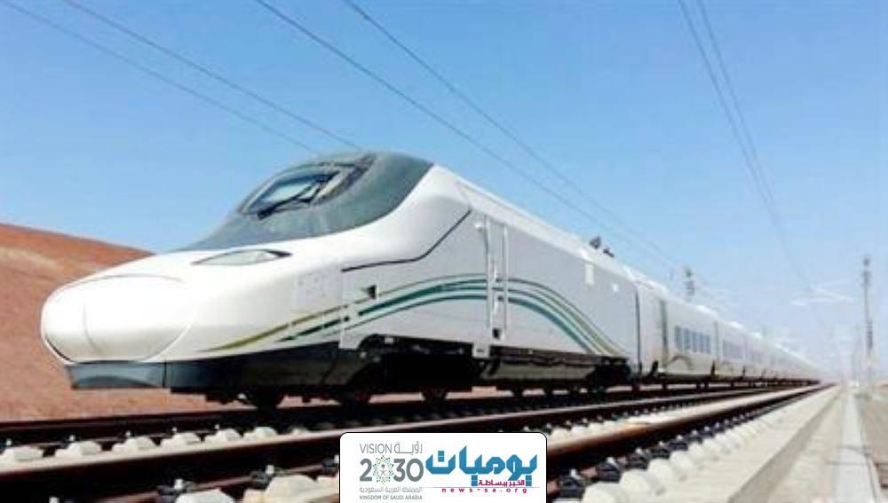 انطلاق اول رحلات قطار الحرمين من محطة مطار الملك عبدالعزيز بجده