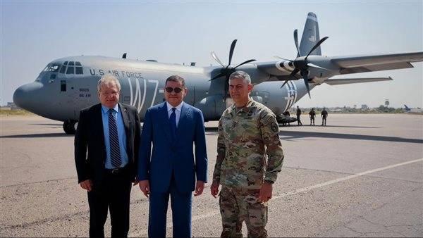 رئيس الوزراء الليبي يلتقي قائد القيادة العسكرية الأمريكية .. التفاصيل هنا !!