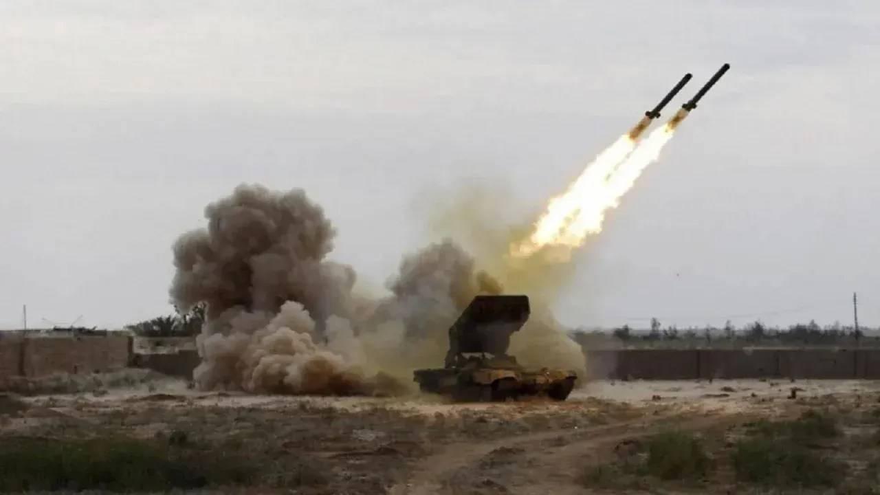 اعتراض مسيرة مفخخة أطلقتها الميليشيات الحوثية تجاه المملكة .. التفاصيل هنا !!